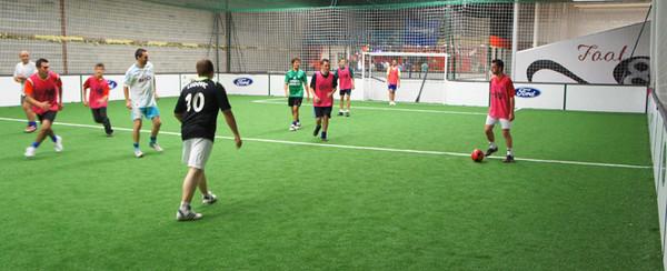 football en salle