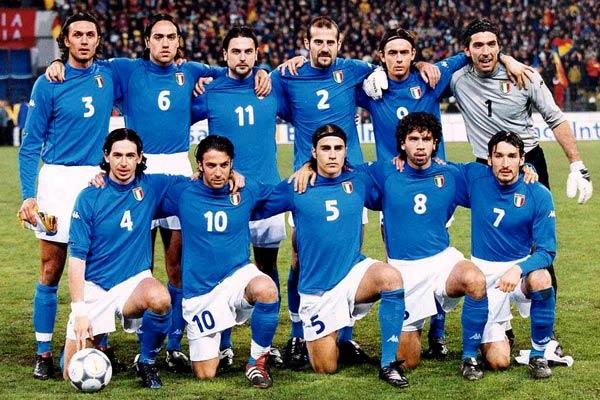 Mes equipes de foot favorites - Coupe du monde de foot 2002 ...